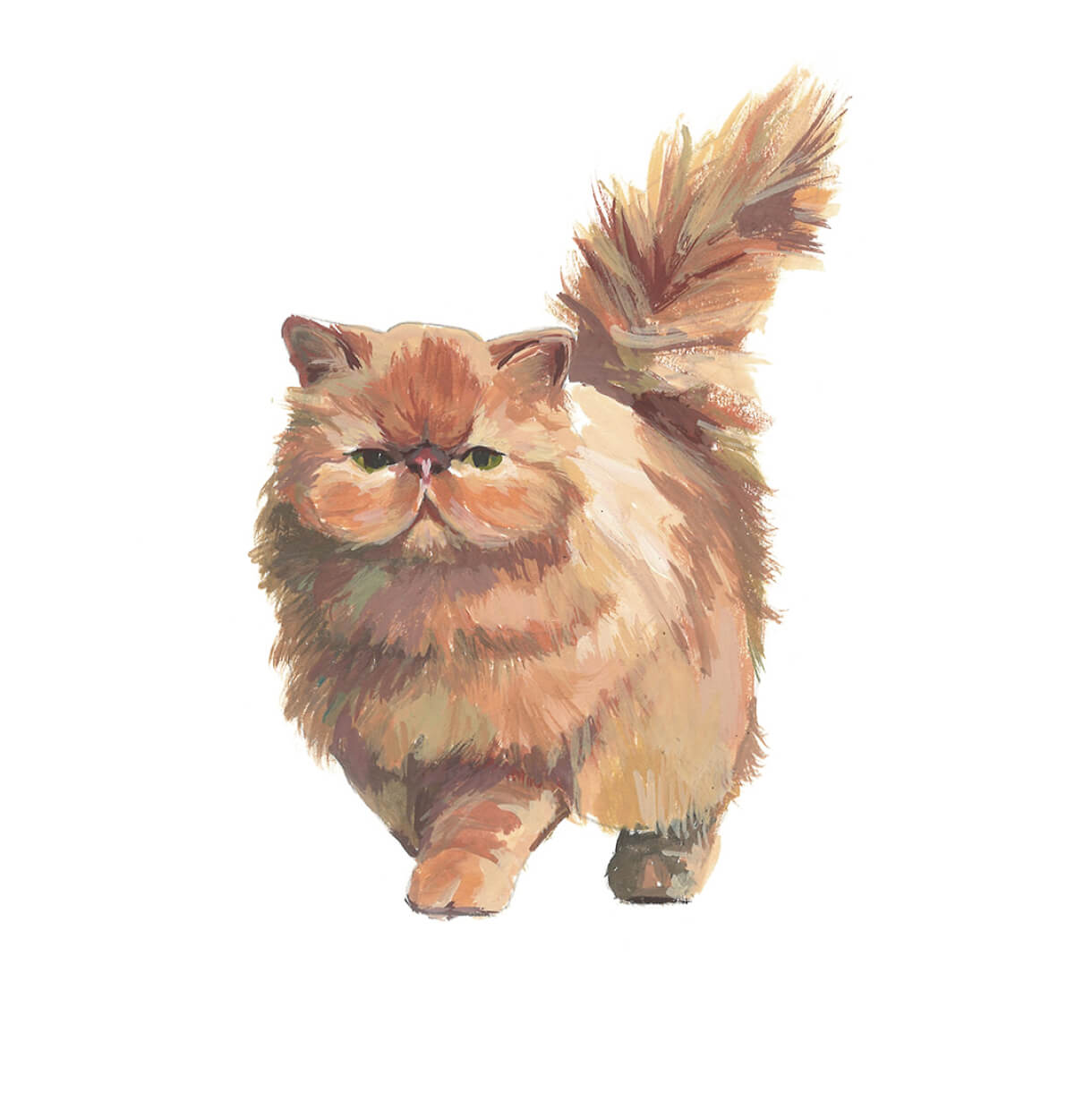 How To Paint A Cat Arteza