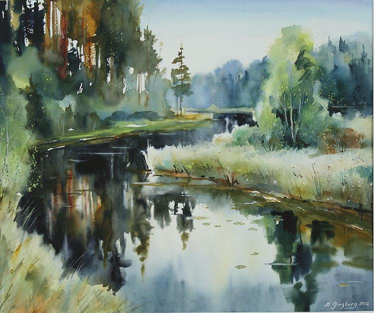by Maria Ginzburg