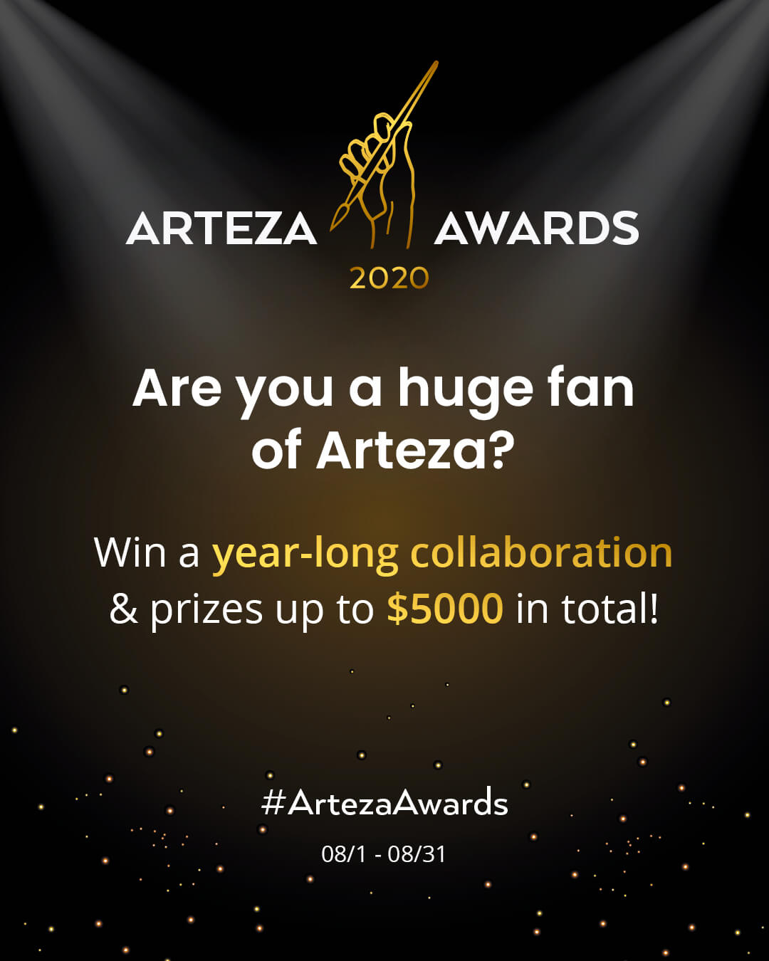 Arteza Awards 2020