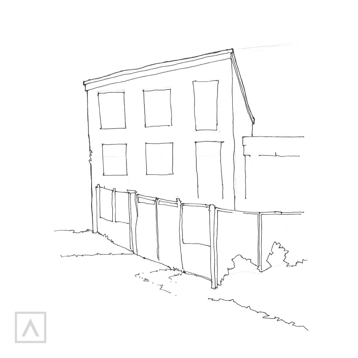 Step 3 Urban Sketching