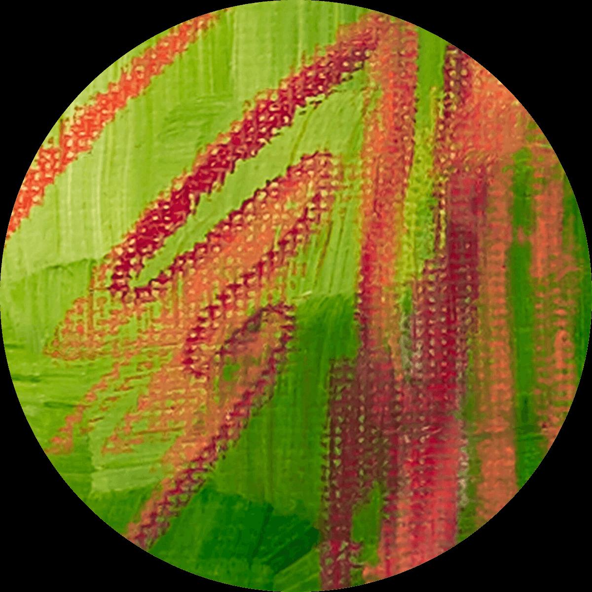 Acrylic + Pastel Technique