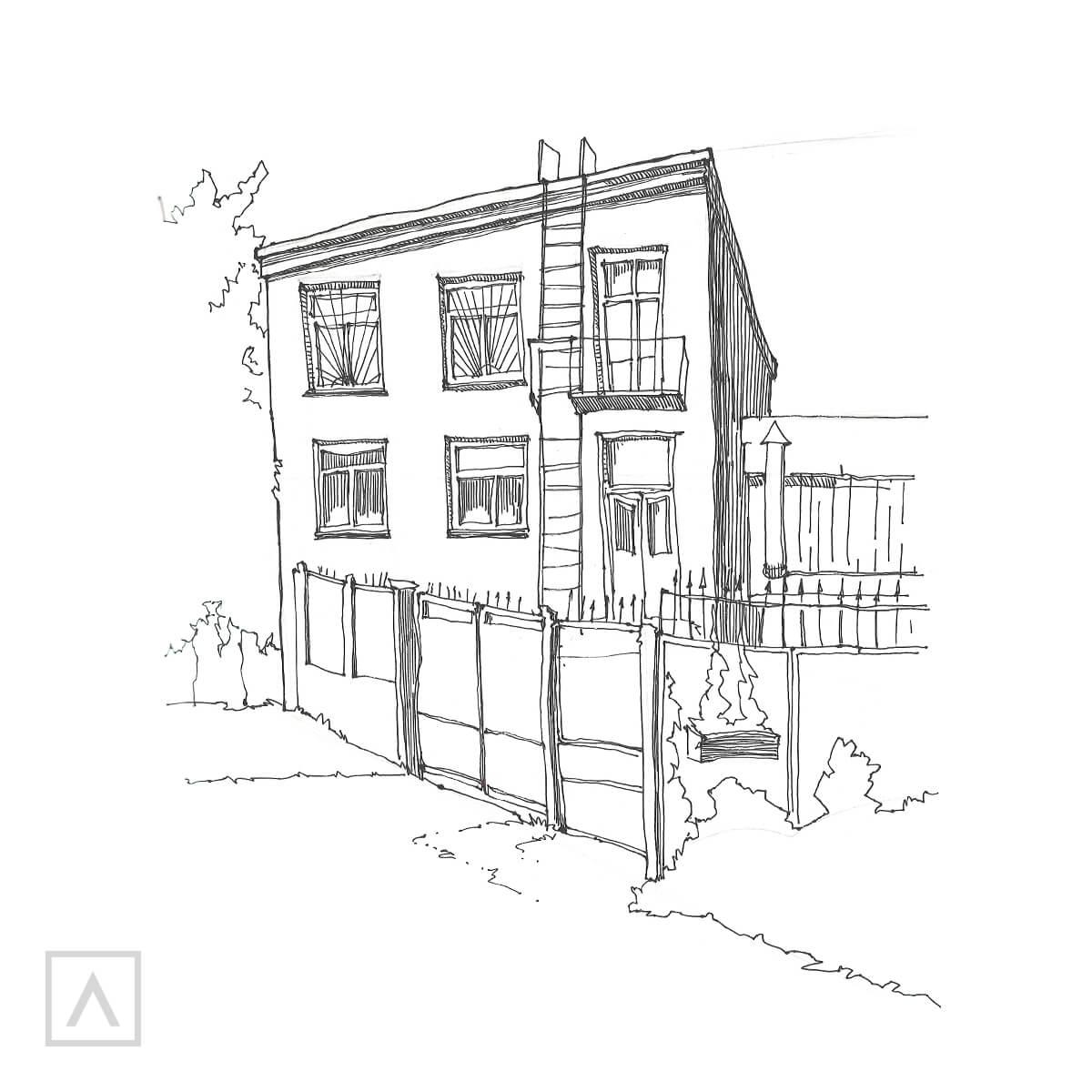 Step 5 Urban Sketching