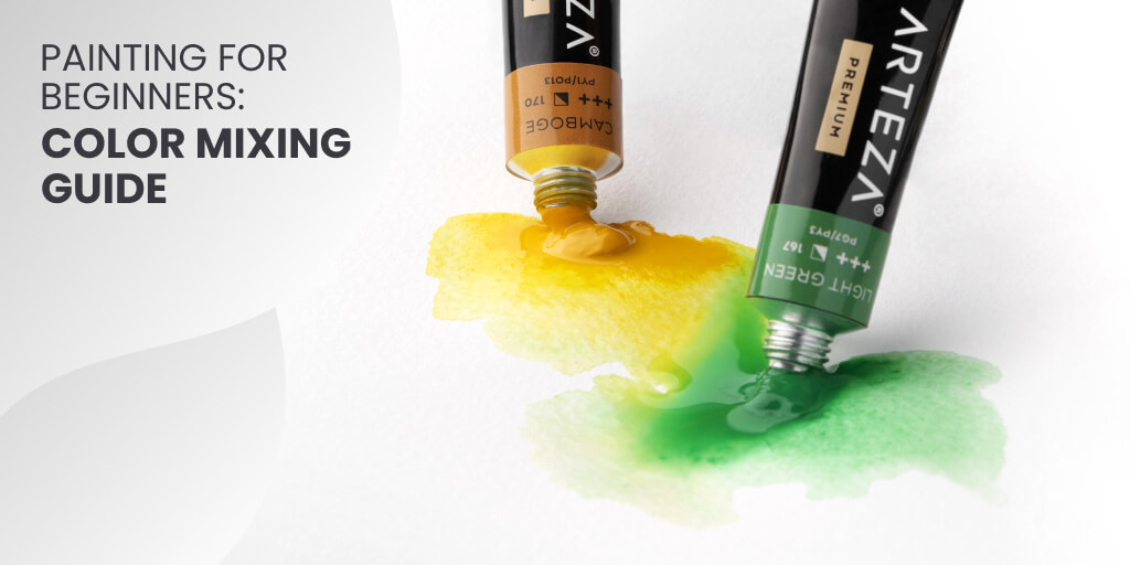 Color Mixing for Beginners