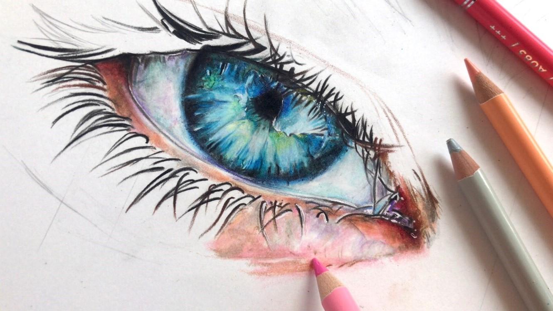 STEP 10: The Skin Under the Eye