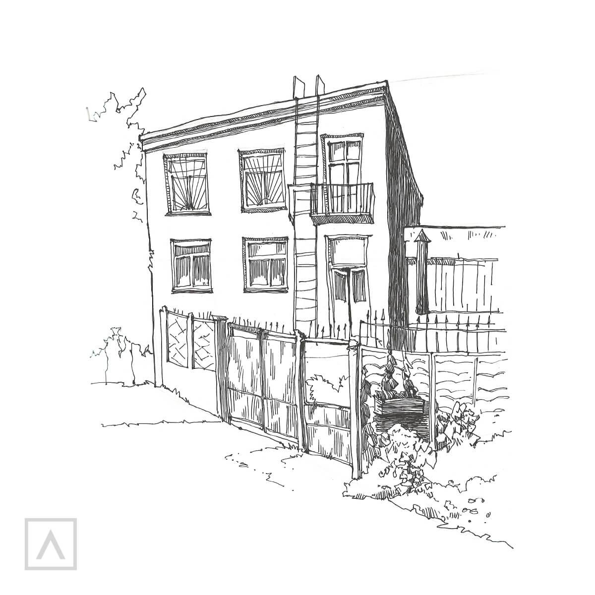 Step 6 Urban Sketching