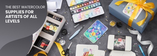 The Top 10 Must-Have Watercolor Painting Supplies