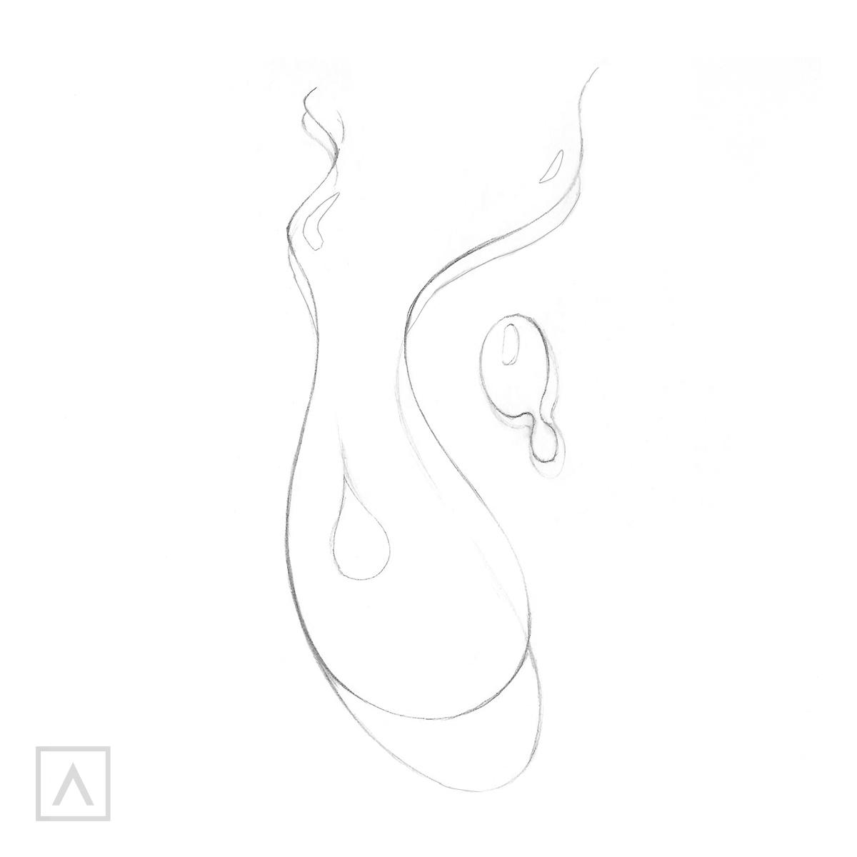 Image of a tear step 2