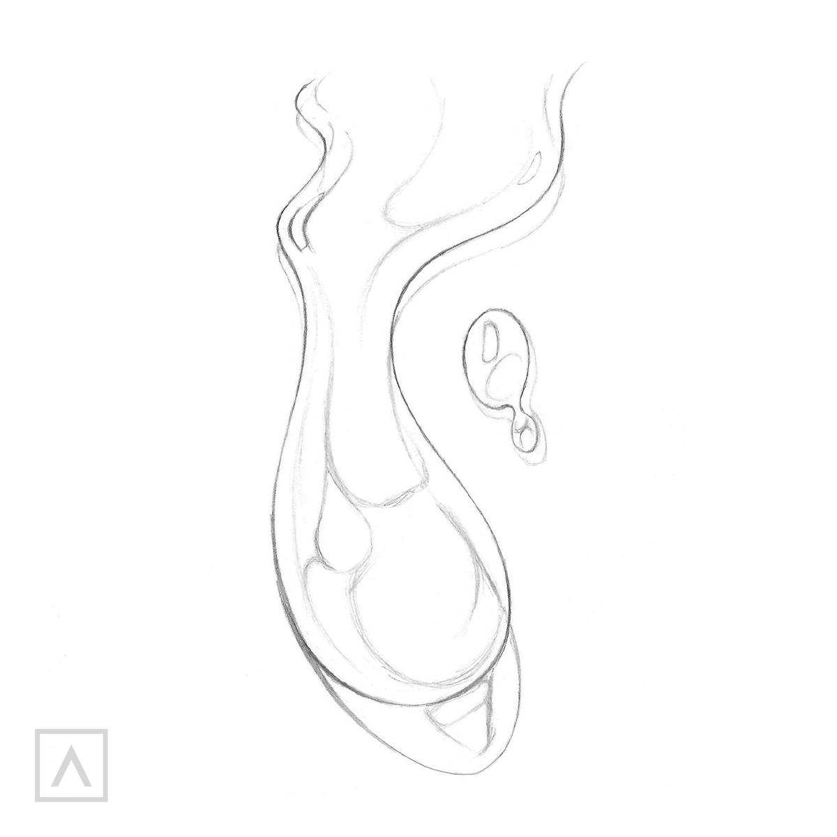 Image of a tear step 3