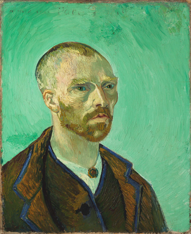 "Self Portrait (dedicated to Paul Gauguin),"" 1888"