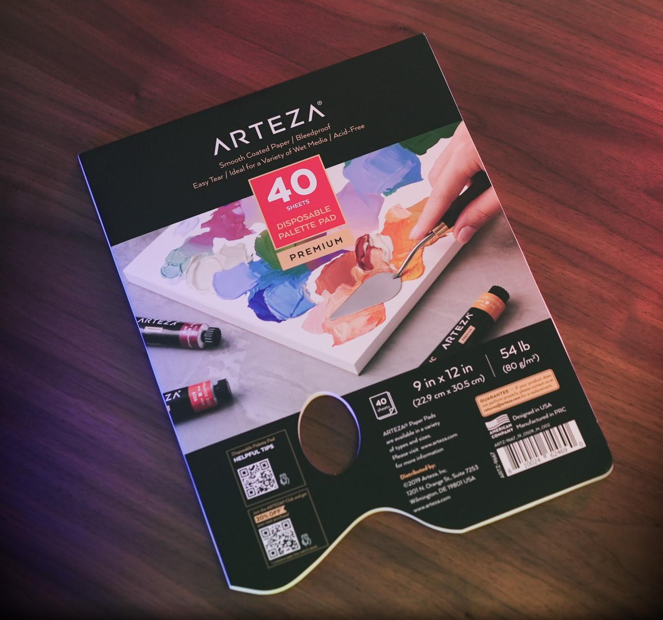 Disposable Palette Pad