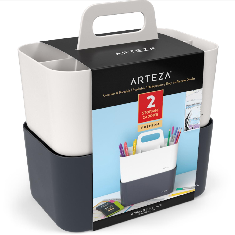 Arteza Portable Storage Caddies