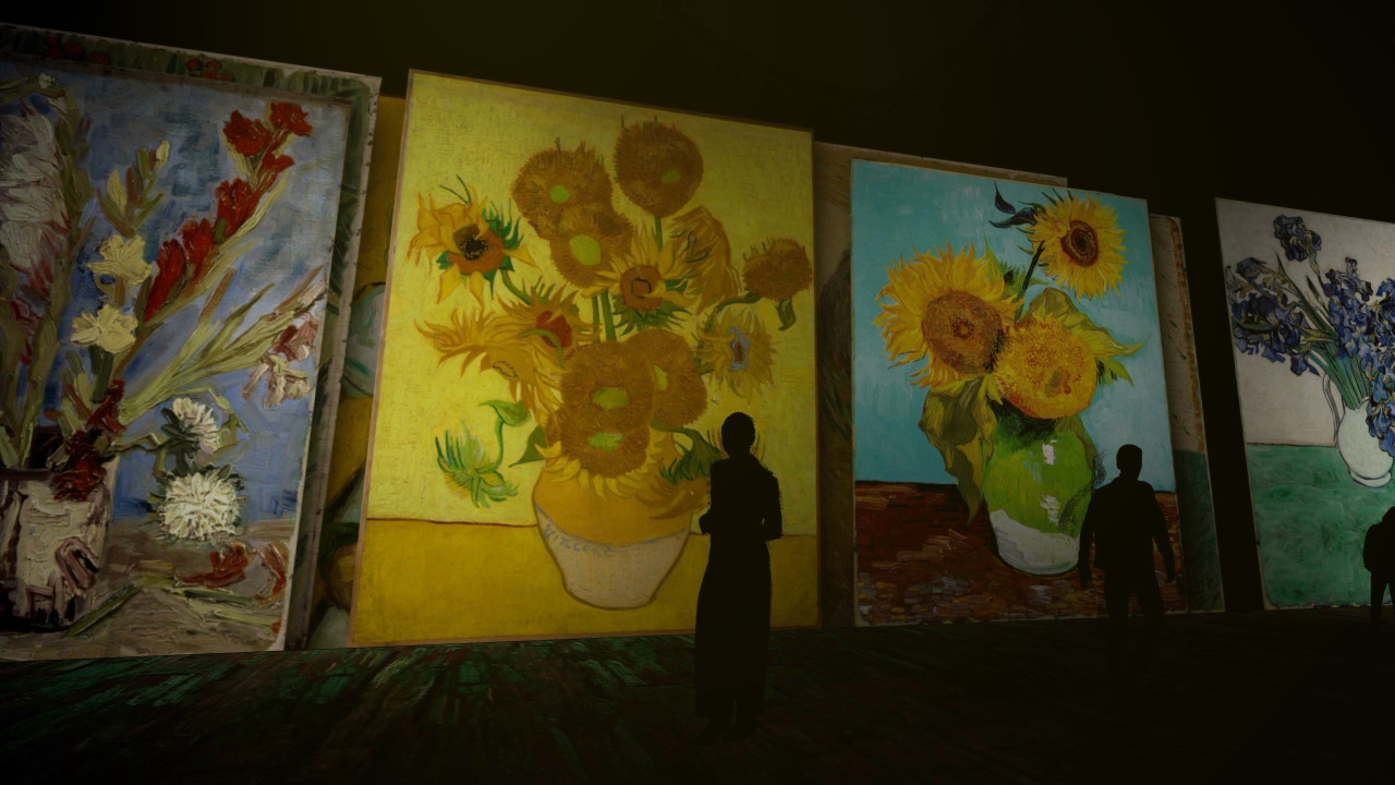 Beyond Van Gogh