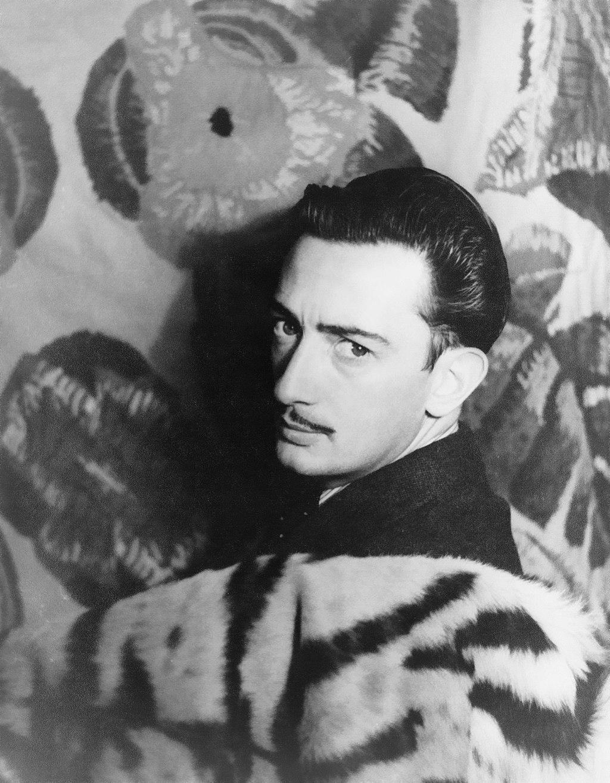 Salvador Dalí, Carl Van Vechten