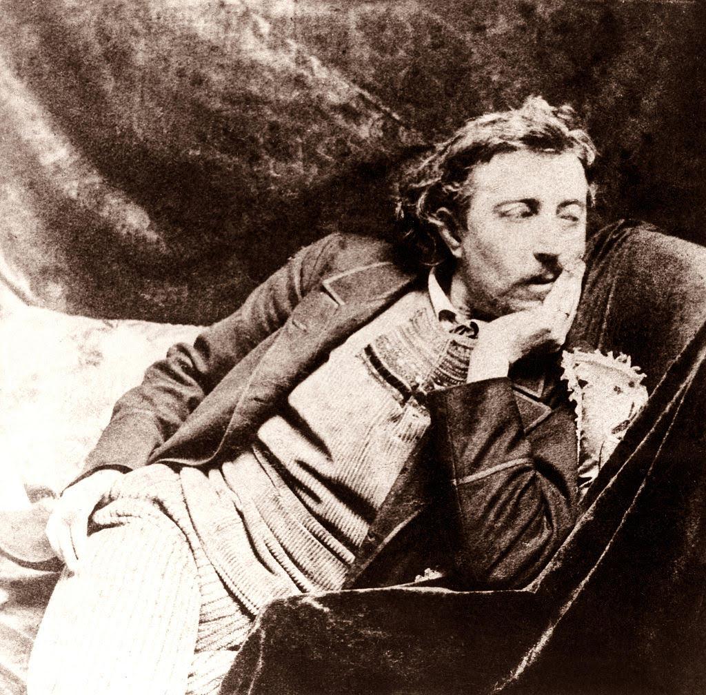 Paul Gauguin Wearing a Breton Jacket