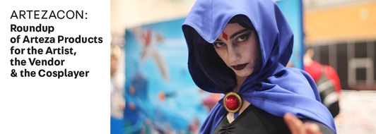 Get Ready for Comic-Con with Arteza