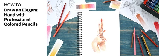 How to Draw Elegant Hands