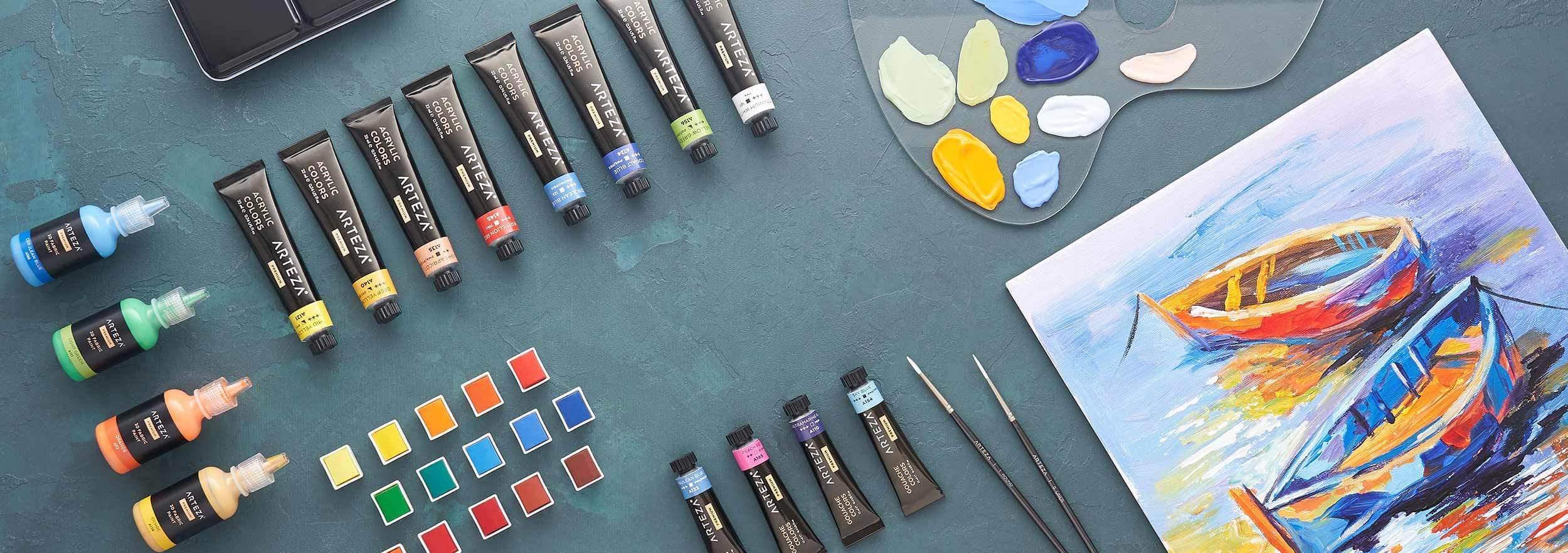Art Supplies Arteza