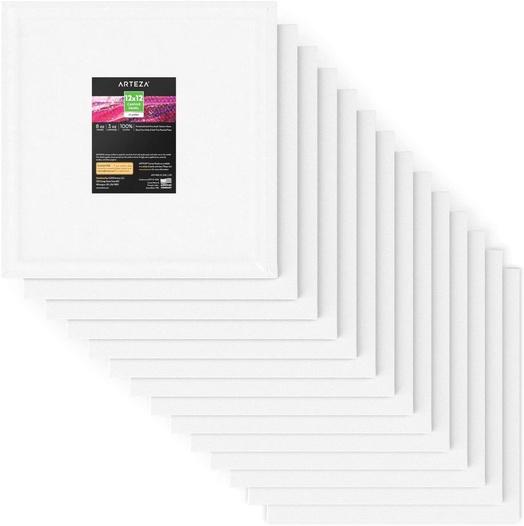 PA Essentials Canvas 9x12 .75 Profile 3pc