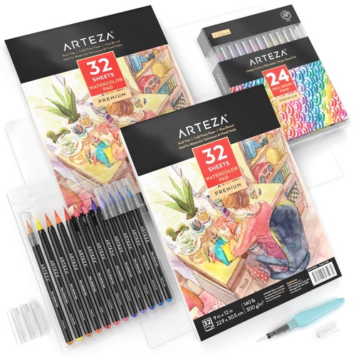Real Brush Pen Beginner Bundle