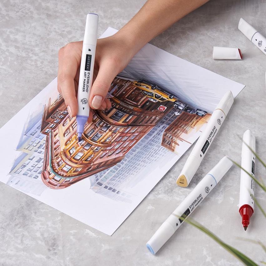 ARTEZA EverBlend Art Marqueurs-Set de 60NEWSEALEDUKQik PostBargainUK
